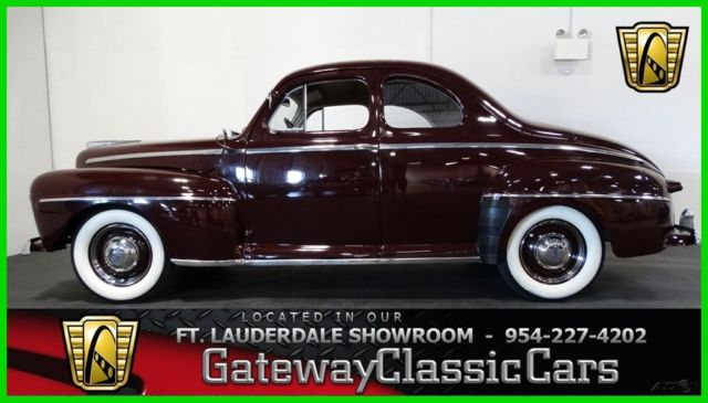 1947 Ford Super Deluxe Business