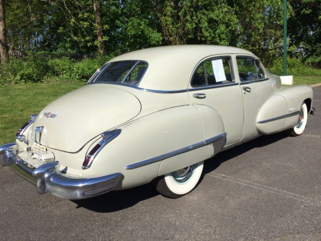 Used Cars For Sale In Middletown Nj Cars Com >> 1947 Cadillac 4 DR SEDAN SERIES 62 for sale: photos ...