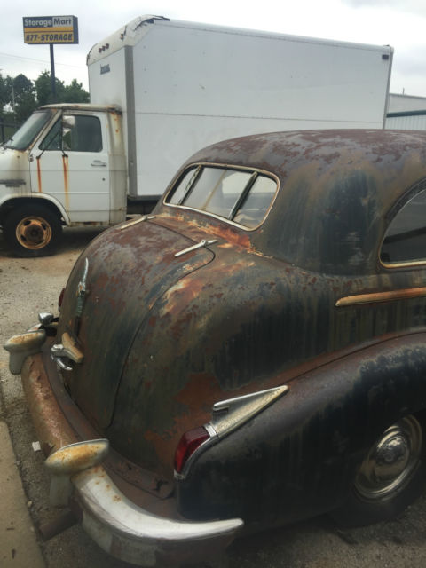 1947 Cadillac 75 Series Limousine with divider, Barn Find ...
