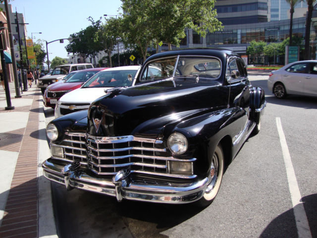 19470000 Cadillac Other Fastback