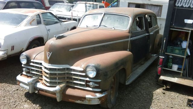 1947 Cadillac Fleetwood LIMOUSINE