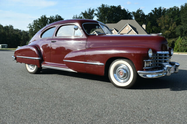 1947 Cadillac Series 61 Club Coupe