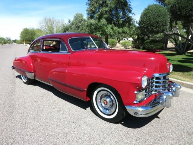 1947 Cadillac Other Sedanette