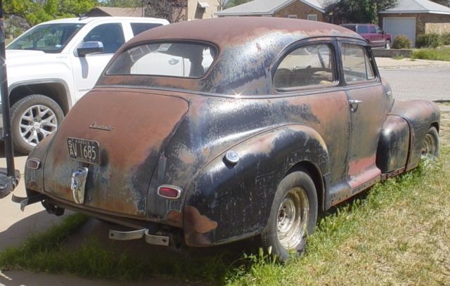 1947 chevrolet 2 door sedan with camaro drivetrain for 1947 chevy 2 door coupe