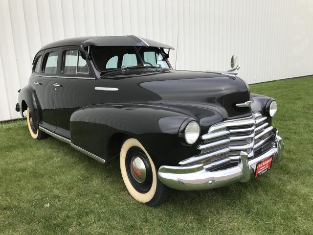 1947 Chevrolet Chevy Stylemaster Like Fleetmaster Amazing