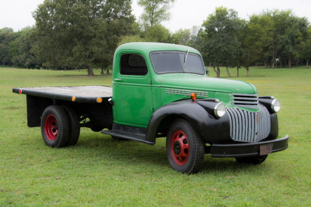 1947 Chevrolet Other Pickups 1 1/2 ton