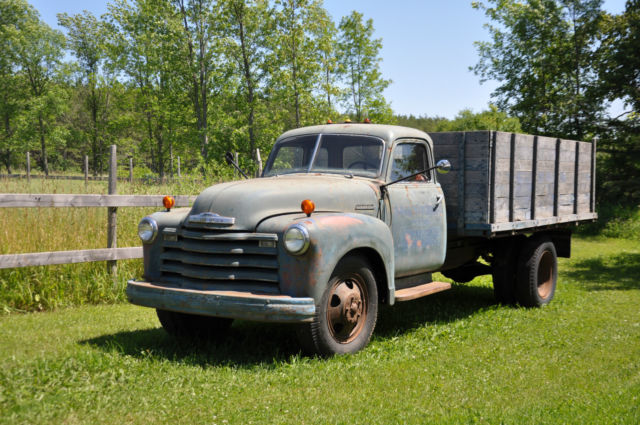 1947 Chevrolet Other Pickups Loadmaster