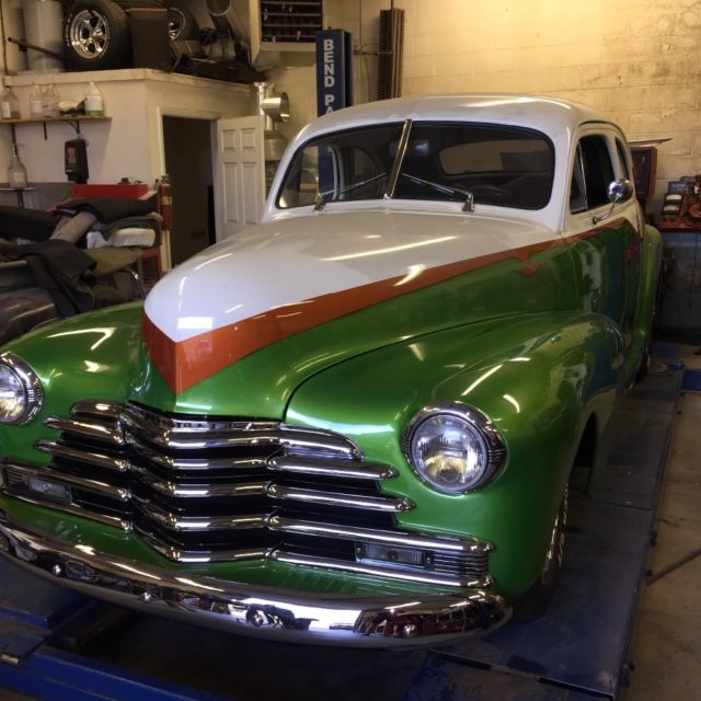 1947 Chevrolet Fleet Master 2 door coupe