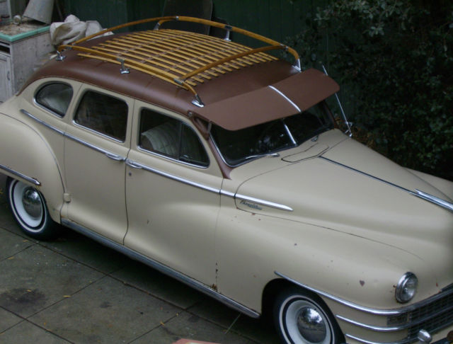 1947 Chrysler TRAVELER TRAVELER