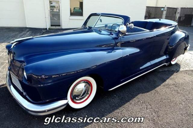 1947 Chrysler Windsor Roadster