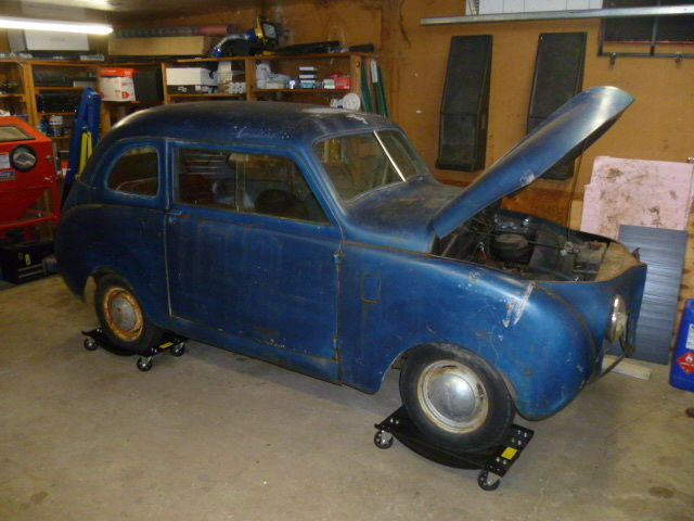 1947 Other Makes coupe cc
