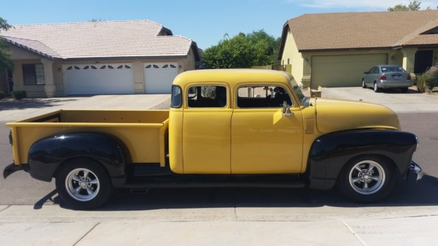 1947 custom chevy xtra cab truck chevrolet 1500 5 window for 1947 chevy 5 window pickup