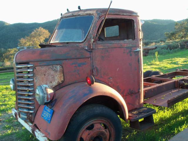 1947 Other Makes Diamond T SC COE Cabover COE