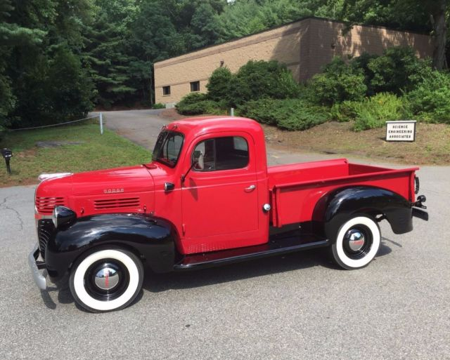 1948 Dodge Other Pickups Deluxe