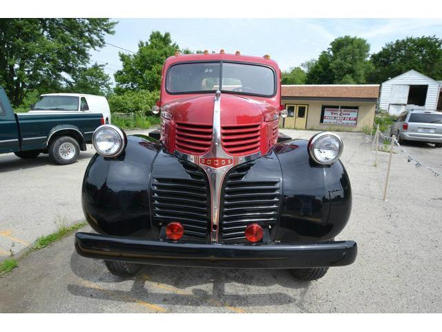 1947 dodge 2 1 2 ton pick up power wagon fire truck flat bed stake for sale photos technical. Black Bedroom Furniture Sets. Home Design Ideas