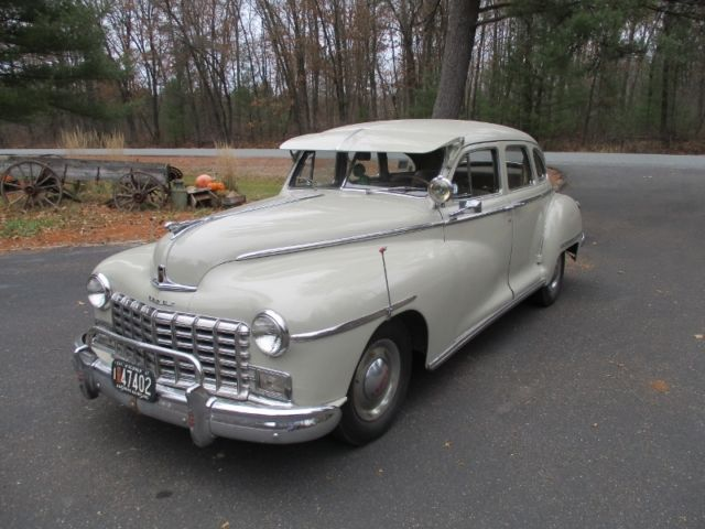 1947 dodge 4 door sedan for sale photos technical