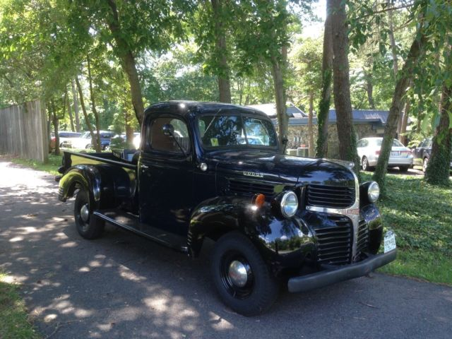 1947 dodge truck survivor barn find not chevy truck not ford truck hotrod for sale photos. Black Bedroom Furniture Sets. Home Design Ideas