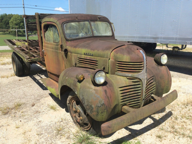 1947 dodge truck wf 34 one ton flat bed ratrod dodge antique dodge truck for sale photos. Black Bedroom Furniture Sets. Home Design Ideas
