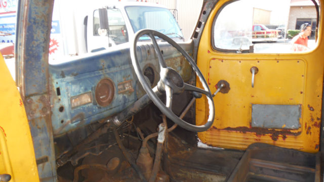 1947 Dodge Wdx Power Wagon 4x4 1 Ton Pickup W Winch For