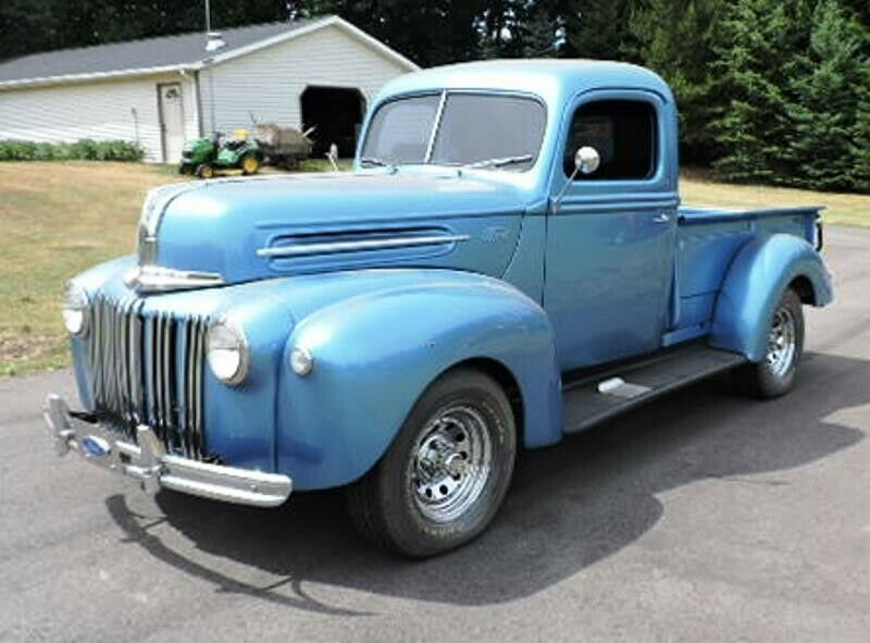 1947 Ford Other Pickups Chrome