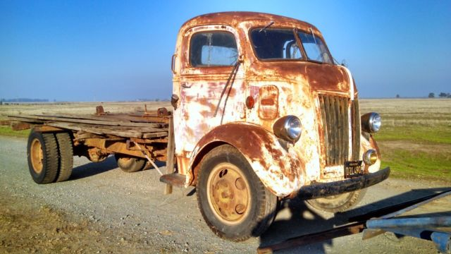 1947 Ford Other COE