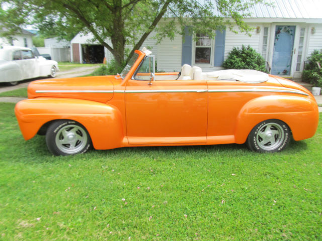 1947 Ford Other Ford Deluxe Convertable