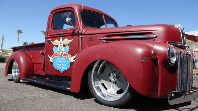 1947 Ford Other Pickups Jailbar