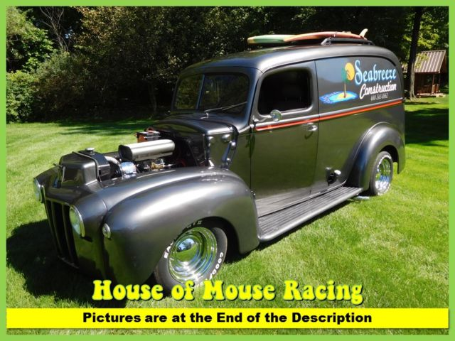 1947 Ford Other Panel Delivery Rock Solid V8 Auto Very Nice Build