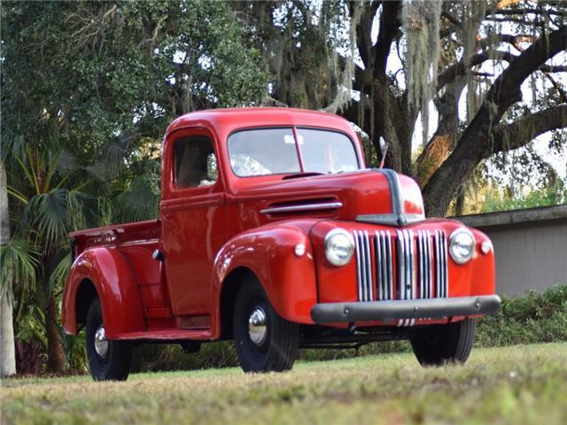 The Best 1947 Ford Pickup