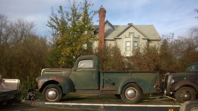 1946 Chevy 2 Ton Truck For Sale