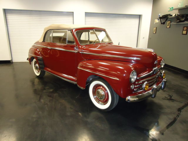 1947 Ford Other Super DeLuxe