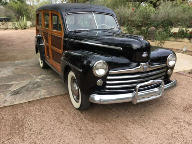 1947 Ford Other WOOD