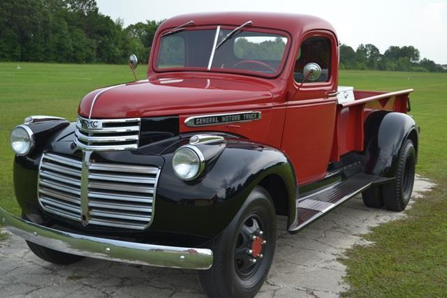 1947 GMC Pick Up Truck