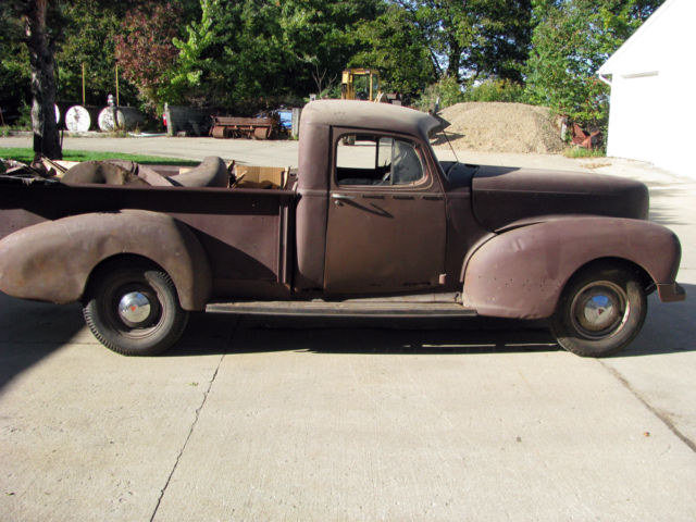 1947 Other Makes Cab Pickup