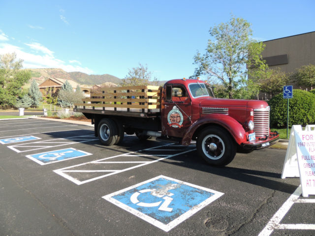1947 International Harvester Flatbed