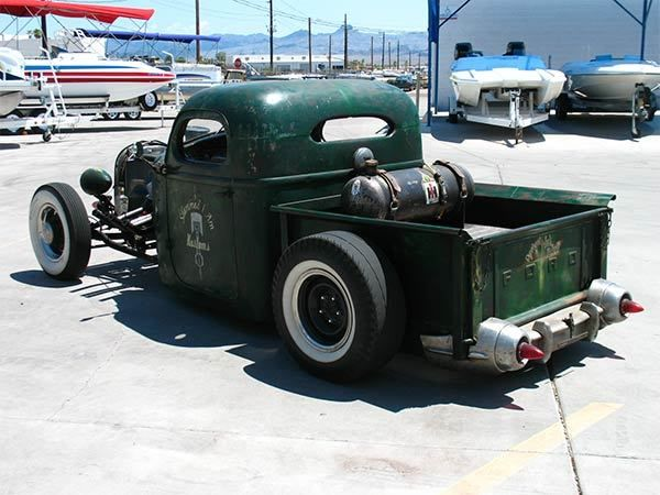 1947 International Rat Rod Pickup For Sale Photos