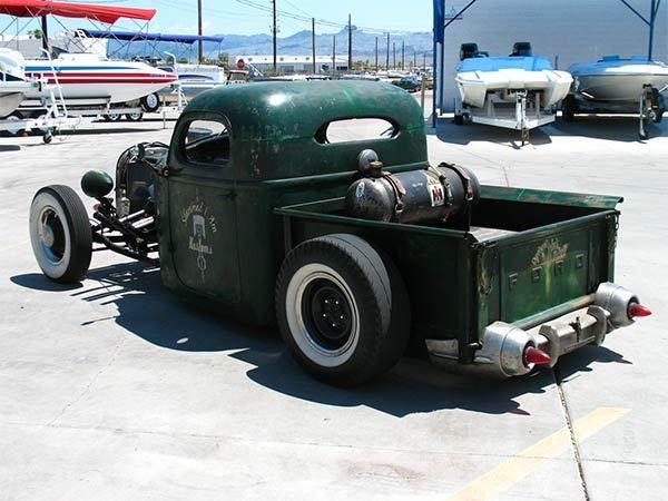 1947 International Rat Rod Pickup For Sale Photos