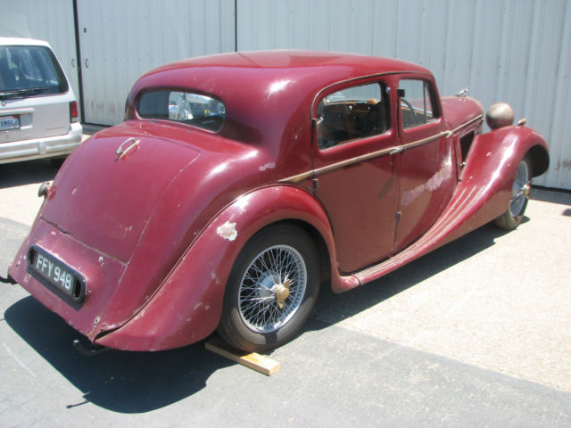 1947 Jaguar Other