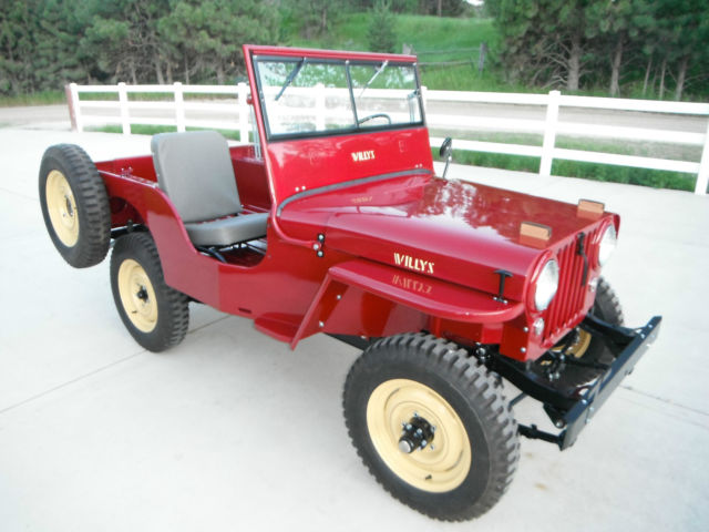 1947 Jeep Other