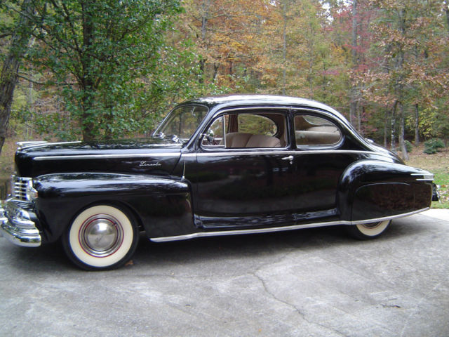 1947 Lincoln Other Club Coupe