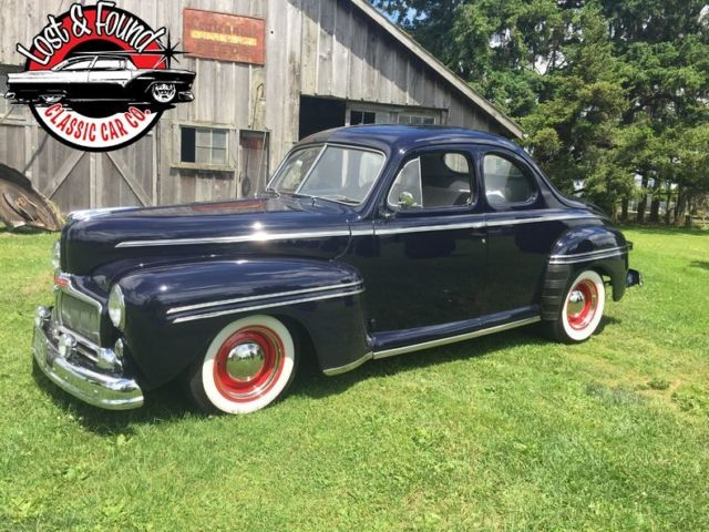 1947 Mercury business coupe 999,999 Miles washington blue