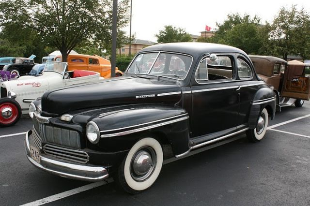 1947 Mercury Coupe