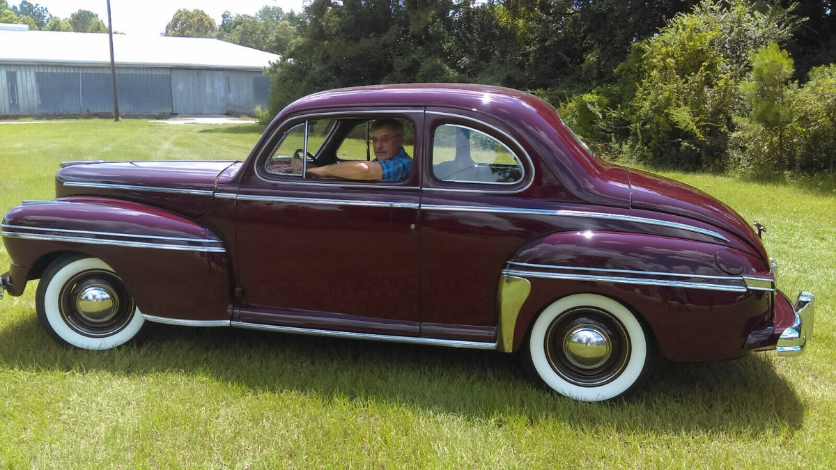 1947 Mercury HOT ROD