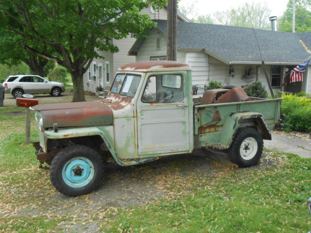1947 Willys Pick up