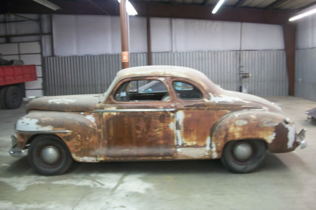 1947 Plymouth Mayflower Coupe mayflower coupe