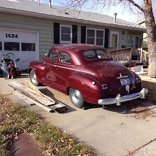 1947 Plymouth Other Stock