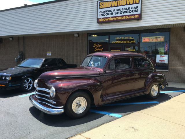1947 Plymouth Other BUSINESS COUPE - W/ AIR CONDITIONING