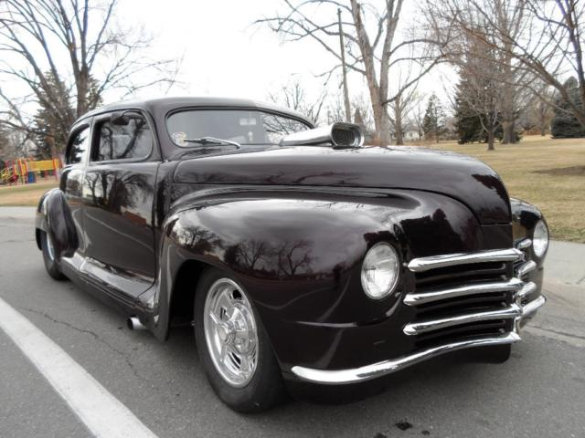 1947 plymouth street rod outlaw 2 door sedan for sale for 1947 plymouth 4 door sedan