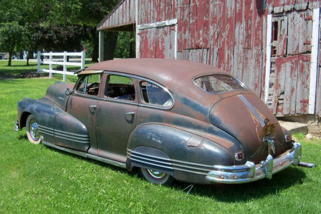 1947 pontiac rat rod kustom barn find for sale photos technical specifications. Black Bedroom Furniture Sets. Home Design Ideas