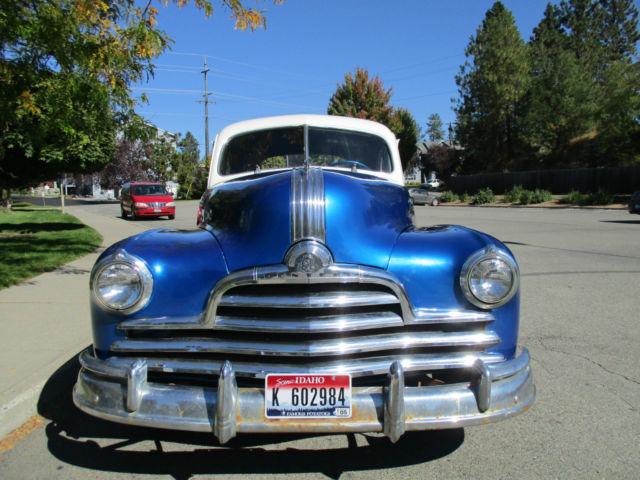 1947 Pontiac Other Base